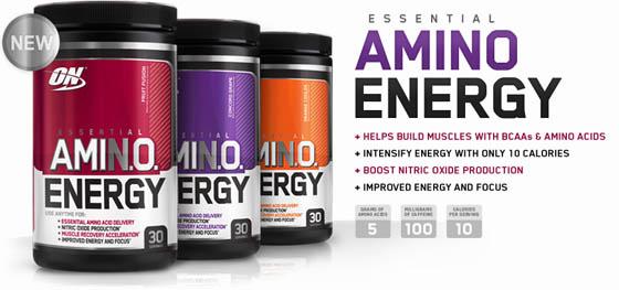 Optimum: Essential AmiN.O.